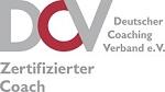 DCV Logo zertifizierter Coach